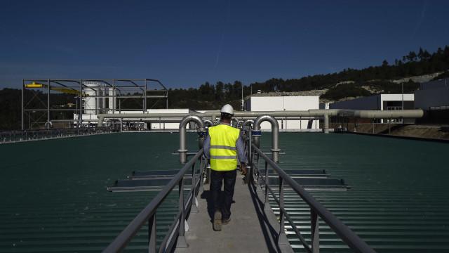 """Só 1,2% da água residual tratada é reutilizada, """"é prioridade aumentar"""""""