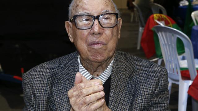Morreu Edmundo Pedro, dirigente histórico do PS. Tinha 99 anos