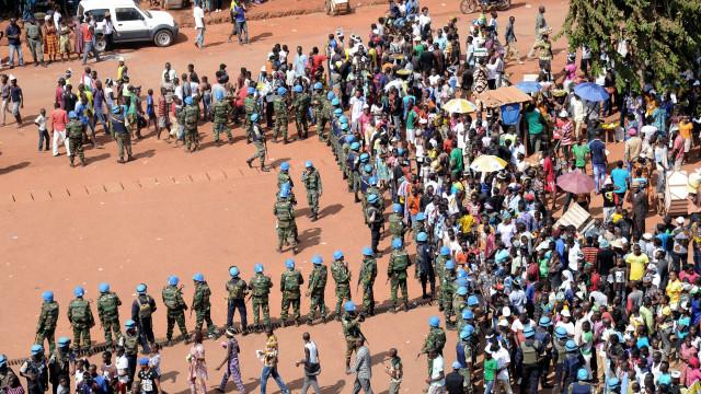 Federação Russa intensifica presença na República Centro-Africana