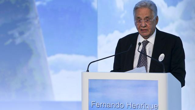 """Moro pode """"ajudar a combater corrupção"""", afirma Fernando Henrique Cardoso"""