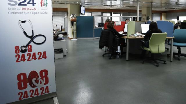 Novo centro de contacto permite marcação de consultas através da Saúde 24
