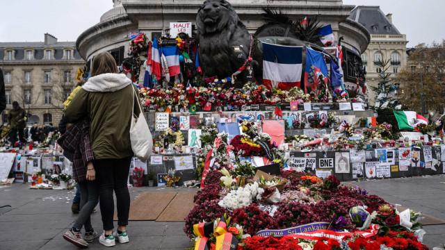 Paris: Salah Abdeslam é hoje interrogado pela primeira vez