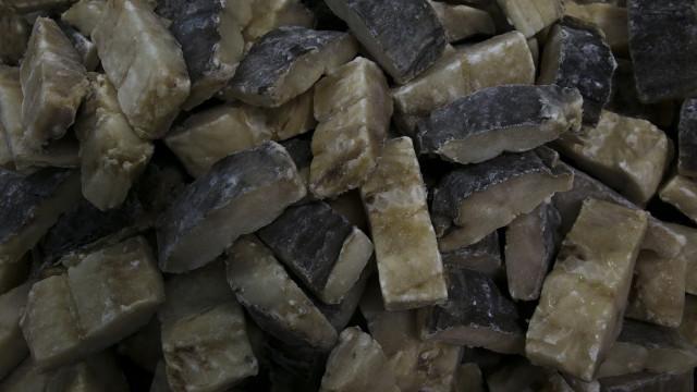 Quilo do bacalhau a mais de 30 euros em Luanda afasta clientes