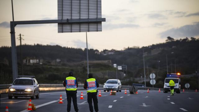 Três mortos no primeiro dia da operação 'Ano  Novo' da GNR