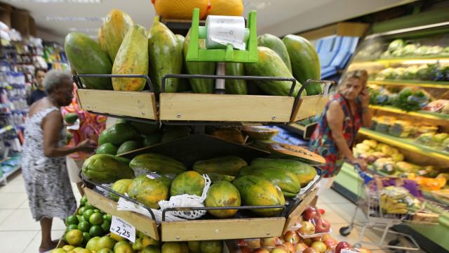 Inflação acumulada no Brasil até outubro é a menor desde 1998