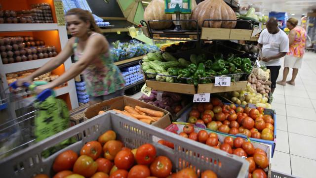 Inflação acumulada no Brasil em 2017 é a menor em 19 anos