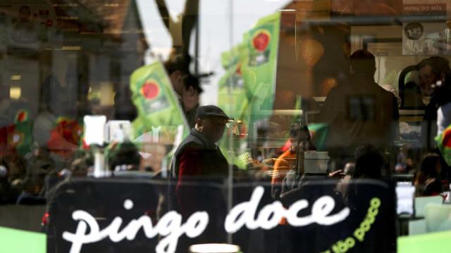 """Trabalhadores do Pingo Doce saem à rua contra """"discriminação salarial"""""""