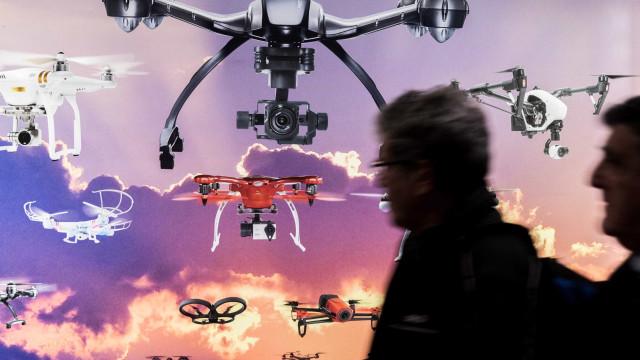 Aviação civil reportou 16 incidentes com 'drones' desde janeiro