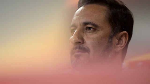 Equipa de Vítor Pereira empata e fica com a liderança em risco