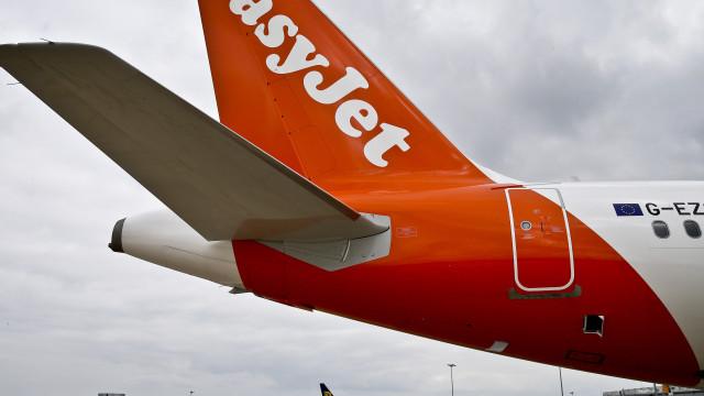 EasyJet faz hoje última viagem para os Açores