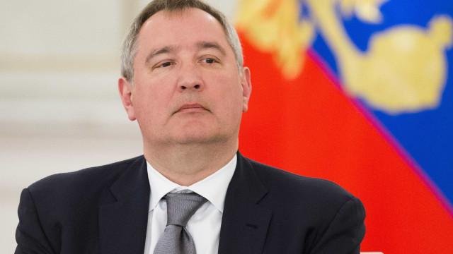 Roménia impede vice-primeiro-ministro russo de entrar no seu espaço aéreo