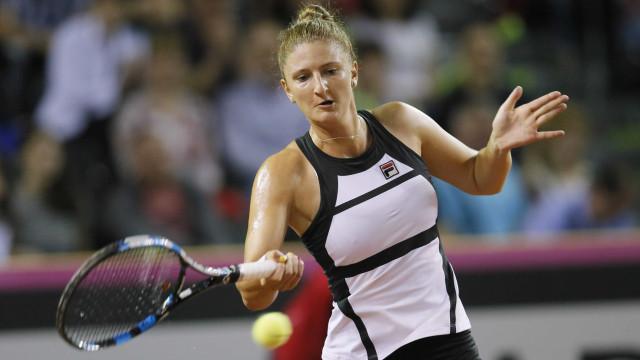 Irina Begu volta a vencer torneio de Bucareste seis anos depois