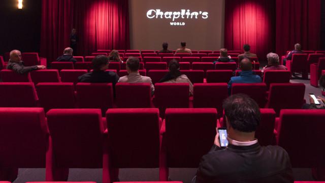 Cinemas europeus perderam espectadores em 2017