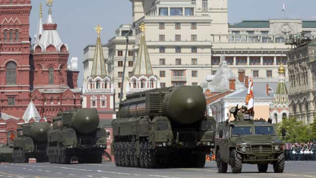 Rússia vai organizar maiores manobras militares desde a Guerra Fria