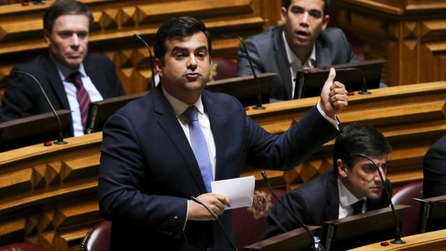 Duarte Marques vai propor um Congresso antes das diretas