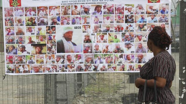 Dezenas de desaparecidos em ataque do Boko Haram a escola feminina