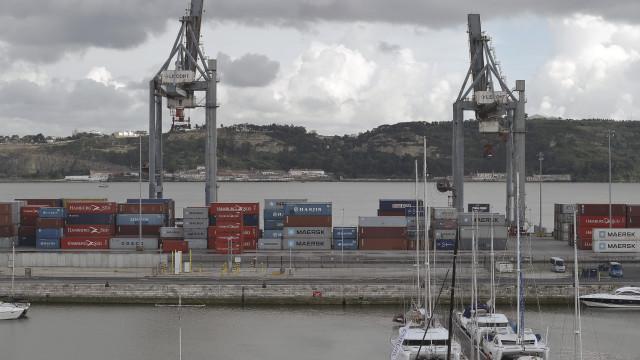 Exportações portuguesas para a China aumentam 18,6% no primeiro trimestre