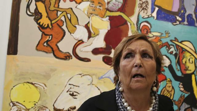 Paula Rego com três exposições marcadas no Reino Unido até 2020