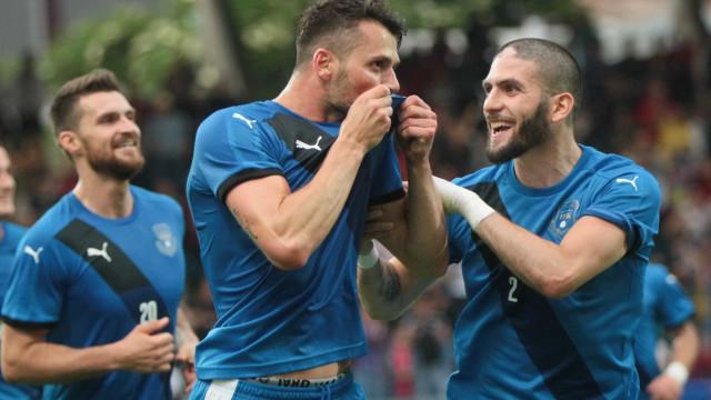 FIFA permite ao Kosovo nove 'reforços' de outras seleções