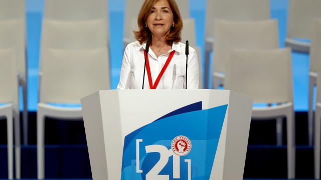 Maria Antónia Almeida Santos substitui João Galamba como porta-voz