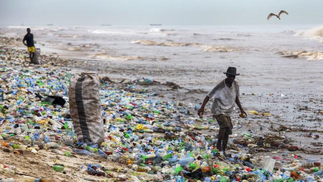 Nações Unidas querem intensificar luta contra o plástico