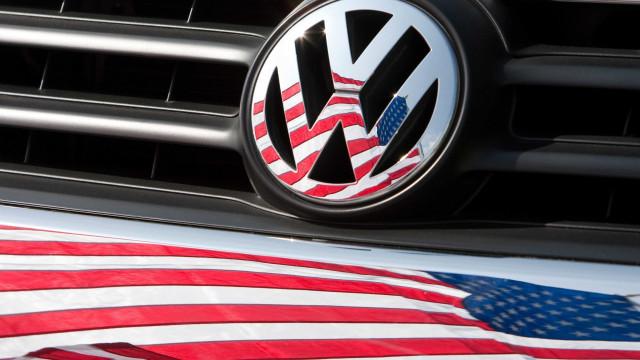 Volkswagen fez acordo de 15 mil milhões com autoridades e consumidores