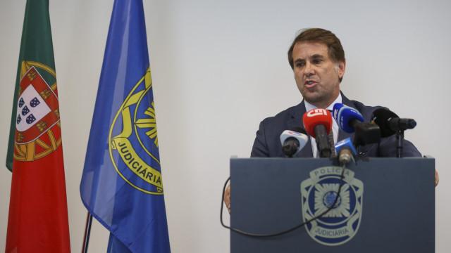 Luís Neves é hoje empossado como diretor nacional da Polícia Judiciária