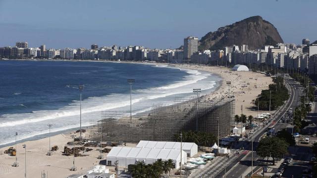 Exército mobiliza 3.700 soldados em operação no Rio de Janeiro