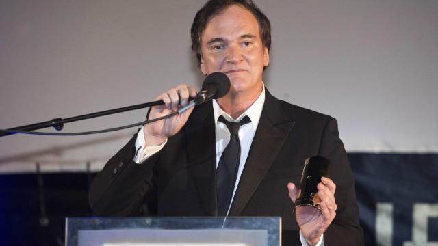 """Tarantino confessa: """"Eu sabia o suficiente para reagir mais do que fiz"""""""