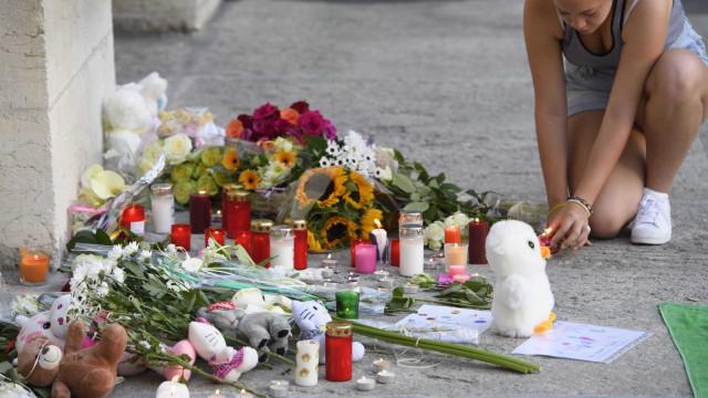 Identificadas todas as 84 vítimas mortais do ataque em Nice