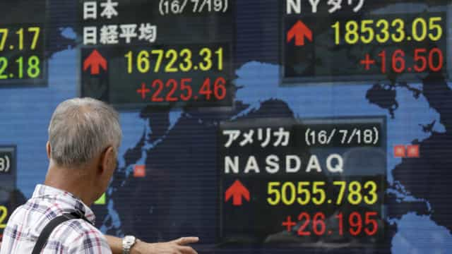 Nasdaq estabelece 3.º recorde consecutivo em dia de alta em Wall Street