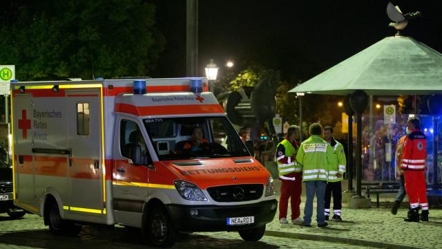 Pequeno avião e helicóptero colidem em voo em Estugarda. Há quatro mortos