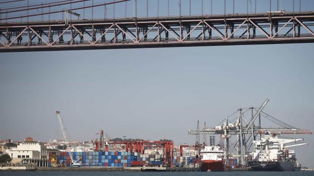 Porto de Lisboa bate recorde com mais de 100 mil passageiros de cruzeiro