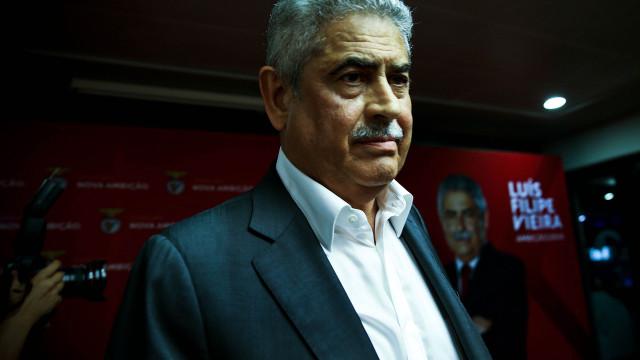 Operação Lex: São já 12 os arguidos, entre os quais Luís Filipe Vieira