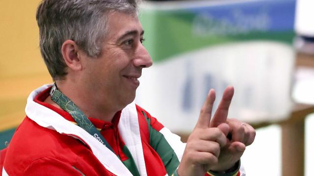 João Costa bateu recorde do mundo em pistola a 10 metros
