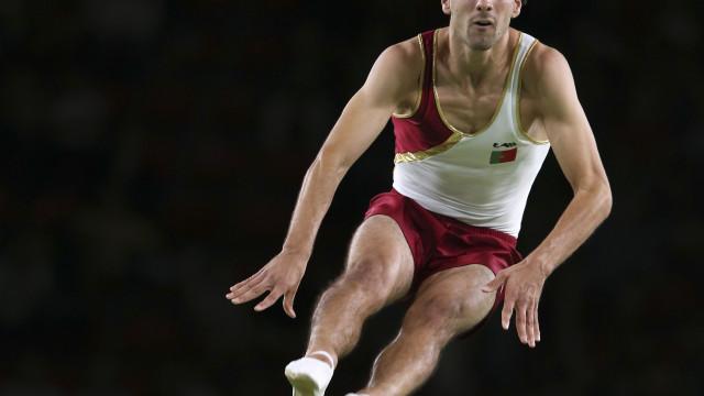 Portugal vice-campeão do mundo no concurso completo de trampolins