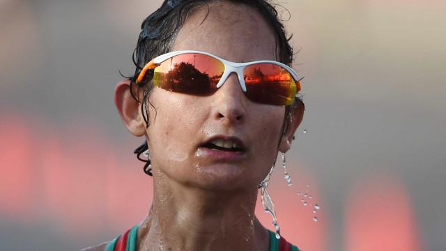 Inês Henriques sagra-se campeã mundial dos 50km marcha