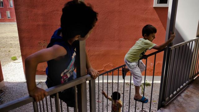 Número de crianças e jovens em perigo voltou a descer em 2017