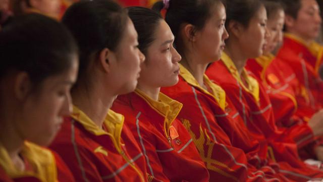 Macau recebe medalhados olímpicos com cheque de 1,5 milhões de euros