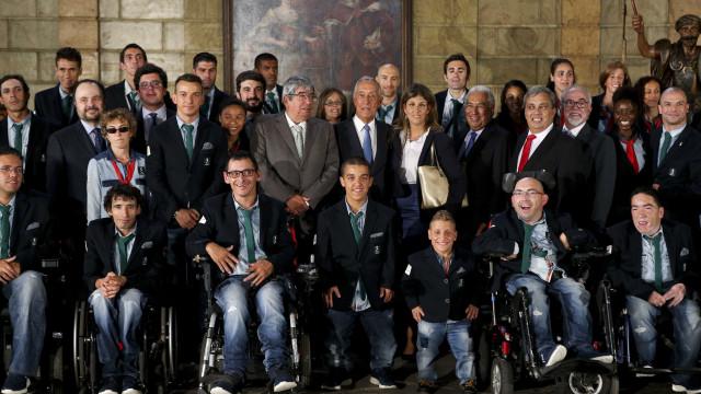 """Paralímpicos com muitos campeões, mas """"órfãos"""" de russos e de Pistorius"""
