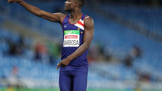 Paralímpicos:Gracelino Barbosa conquista primeira medalha de Cabo Verde