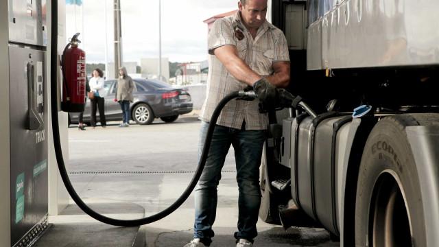 Um quarto das importações de gasóleo vindo de Espanha não é declarado