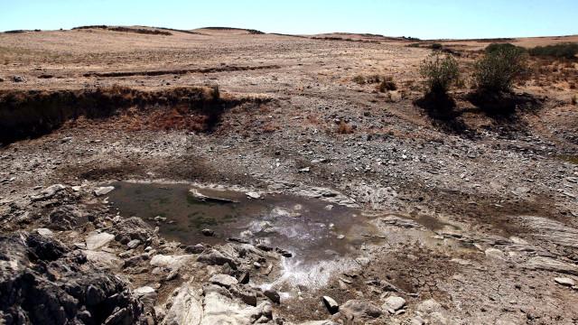Portugal com 60% do território em seca severa e extrema