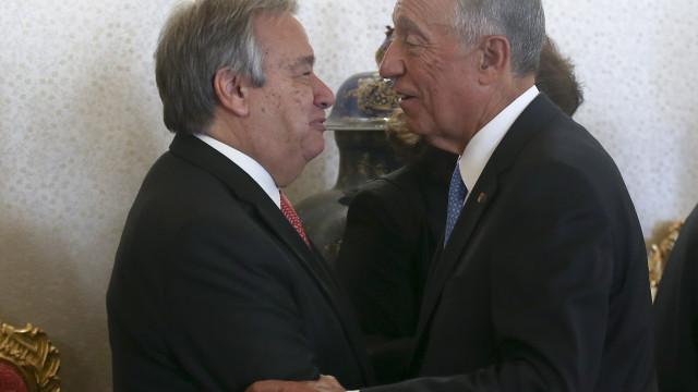 Conselho de Estado reúne-se hoje com António Guterres como convidado