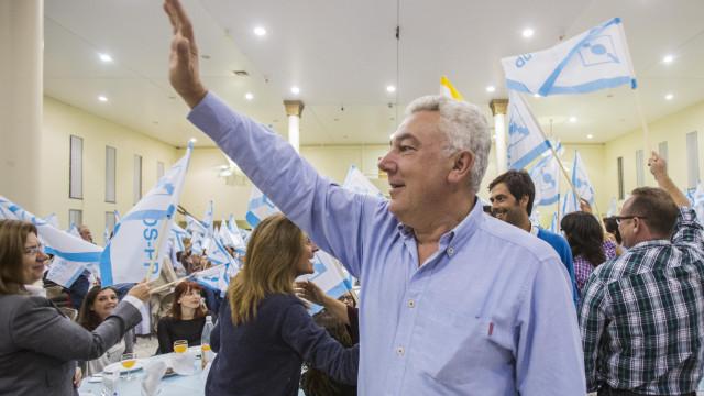 Líder do CDS admite recandidatar-se à liderança do partido nos Açores