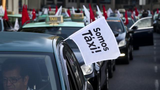 Taxistas regressam hoje aos protestos em Lisboa, Porto e Faro