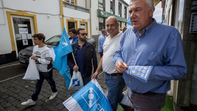 """CDS/Açores diz que certificação do aeroporto das Lajes foi um """"embuste"""""""