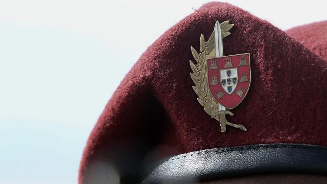 Militares do curso dos Comandos detidos já estão no Presídio de Tomar