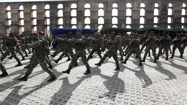 Exército proferiu despachos de punição sobre três militares por mortes