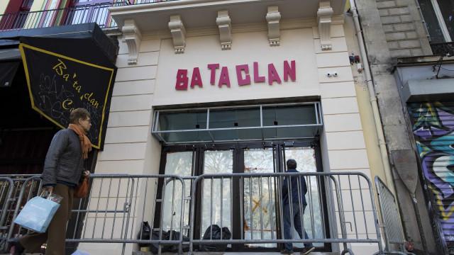 Bataclan reabre na véspera do primeiro aniversário dos atentados